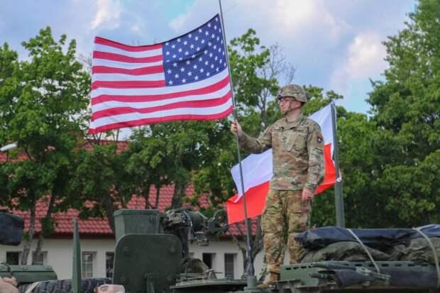 Китайская пресса: Польша сама втягивает себя в бурю противостояния США и России