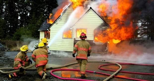 Оттряпок добатареек: несколько причин пожара, окоторых вынеподозревали