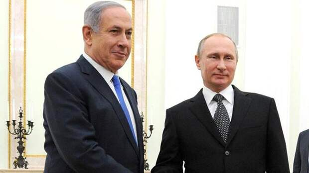 Премьер Израиля по телефону обсудил с Путиным вопросы сирийского урегулирования