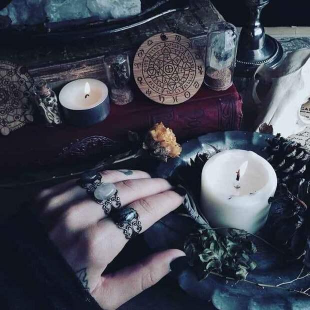 9 признаков того, что вы прирожденная Ведьма