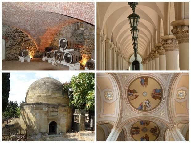 Много веков подряд сводчатое или купольное перекрытие являлось самым надежным и крепким.   Фото: sdelaipotolok.com.