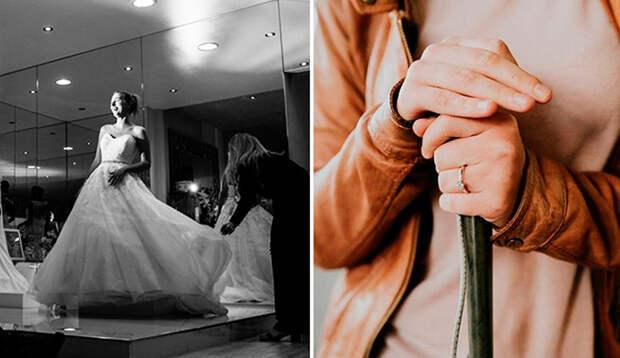Свадьба вслепую: Каково это - готовиться к собственной свадьбе, будучи слепой