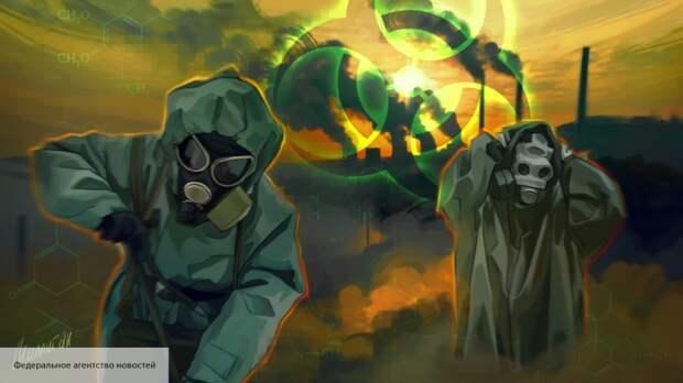 Одно точное попадание в АЭС - и конец: радикалы пригрозили Западу «чернобыльской зоной»