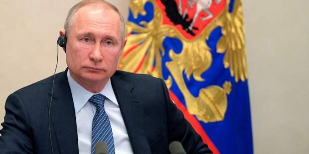 Послание Путина парламенту «сдвигается вправо»