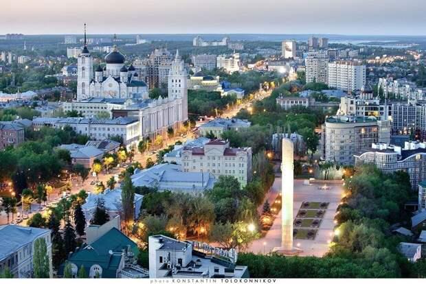 Воронеж города, история, название, происхождение, россия