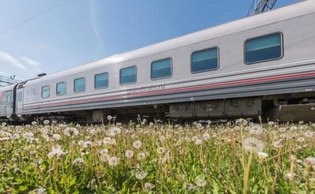 Поезда из Питера и Москвы в Крым будут ходить быстрее