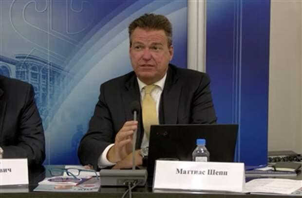 Доля рынка России в ЕС может перейти Китаю