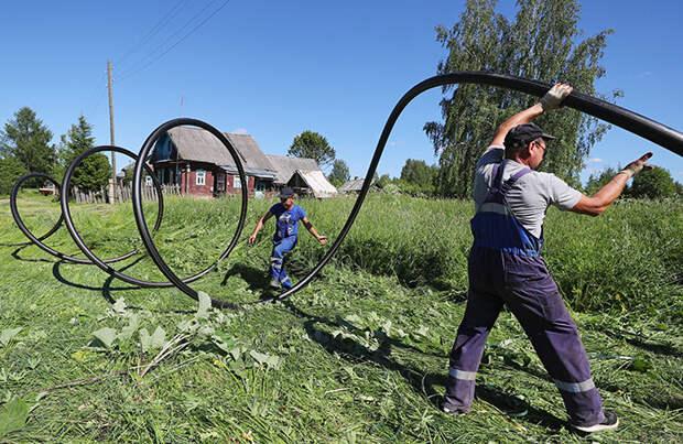 «Газпром» назвал условия «социальной газификации»