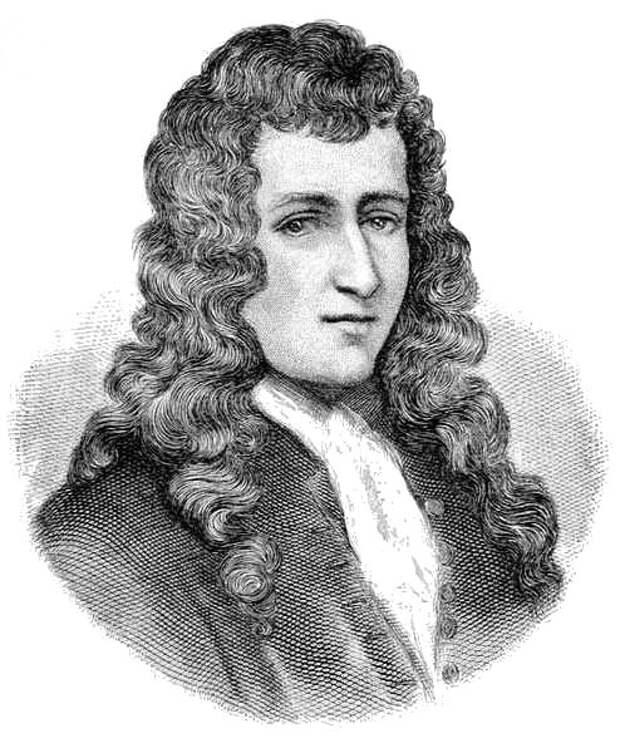 Рене-Робер Кавелье де Ла Саль. <br>