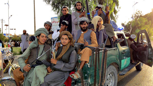 Россия возвращается в Афганистан. В качестве посредника