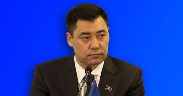 Вчера оппозиционера Садыра Жапарова освободили из тюрьмы, а сегодня он стал премьером Киргизии