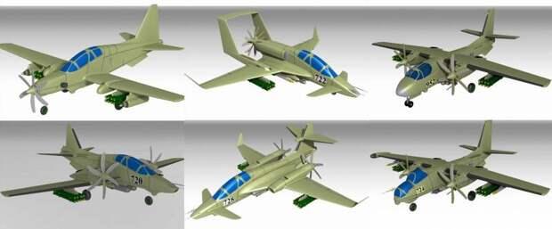 Оружие постъядерного мира: авиация