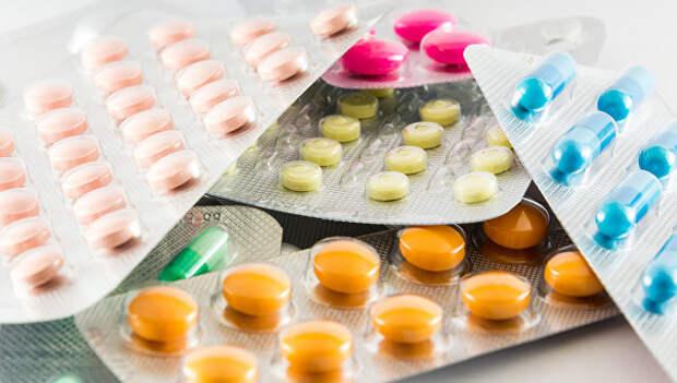 Гомеопатические препараты. Архивное фото