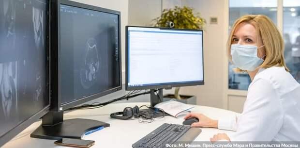 Собянин расширил применение «компьютерного зрения» в диагностике болезней