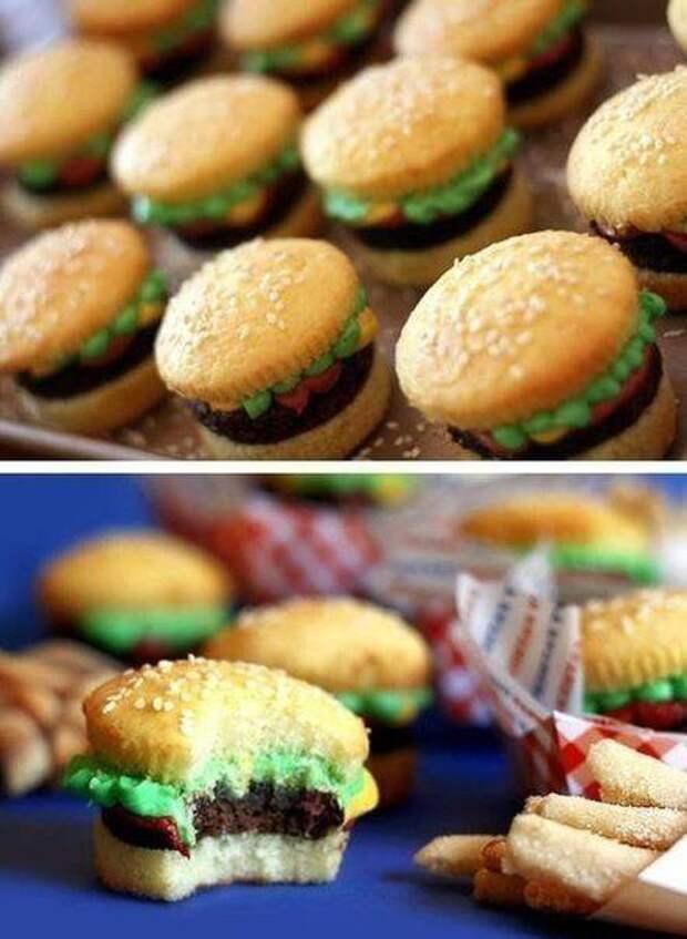 Необычные сладости (десерт)