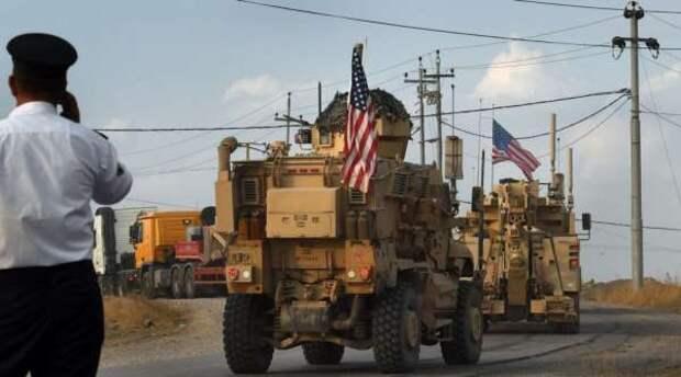США вывезли очередную партию нефти: что делали в колонне боевики ИГИЛ?!