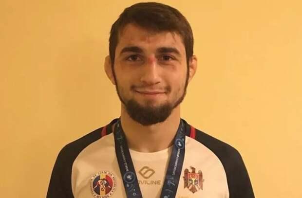 Бронза для Молдовы на чемпионате Европы по борьбе