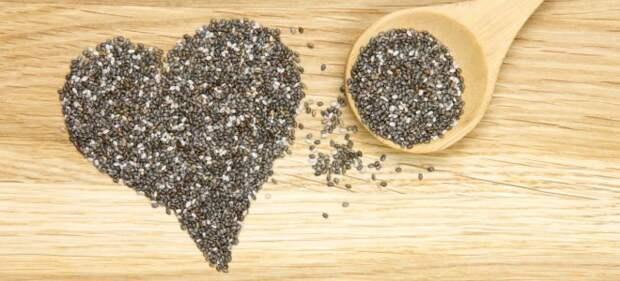 Семена чиа полезные свойства