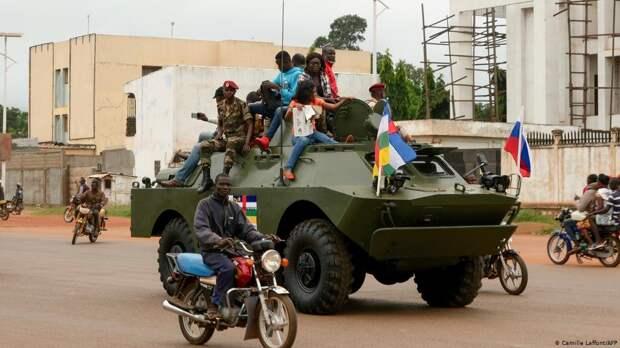 Центральноафриканцы остаются приверженцами отношений Банги с Москвой