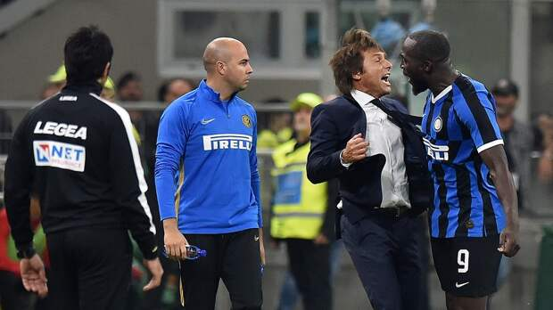 Конте без вопросов убрал «Милан» вдерби. Исогнал «Ювентус» спервого места