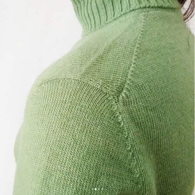 Японское плечо вязание выкройка