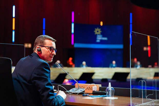 Польша опасается превращения стран Прибалтики в марионеток России