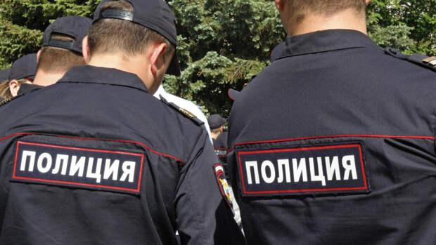 В Кремле прокомментировали действия полиции на акциях протеста в Москве