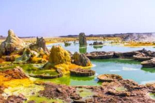 Адские фейерверки и гиблые пещеры