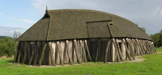 Викинги у себя дома. В 4-х частях. В Дании найден меч до-викинговой эпохи