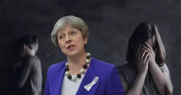 Защитница извращенцев. Как дело Скрипалей защитило британских педофилов