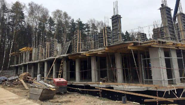 В Подмосковье продолжат поощрять малоэтажное индивидуальное строительство