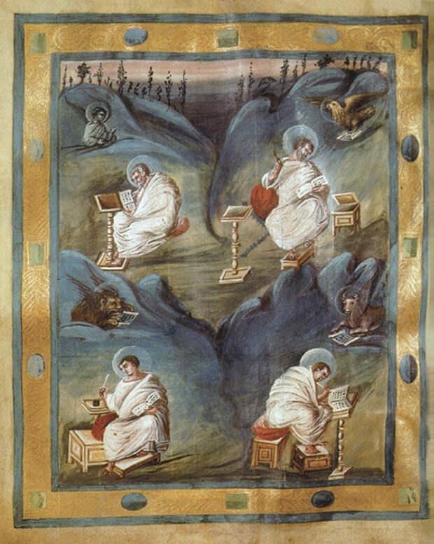 Карл был вдохновителем и автором Каролингского Возрождения.