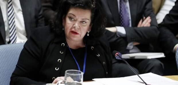 Британия в ООН: Путин принимал участие в разработке «Новичка»