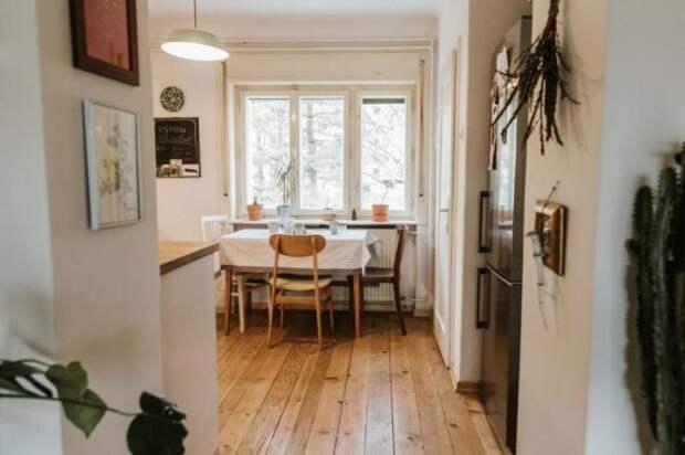 Как превратить квартиру-развалюху в ультрасовременное уютное жильё?