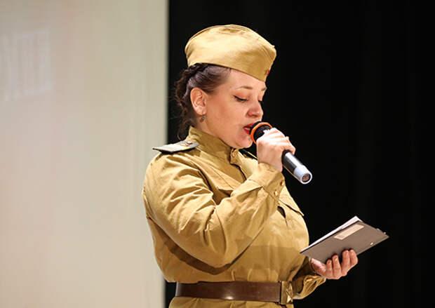 Артисты ансамбля ВВО «Селенга» дали концерт, посвященный 76-ой годовщине Победы в Великой Отечественной войне