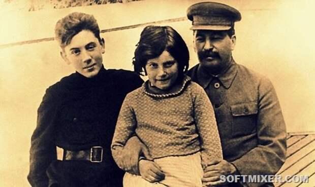Казанская ссылка Василия Сталина
