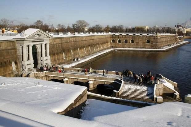 Петропавловская крепость: начало истории Санкт-Петербурга