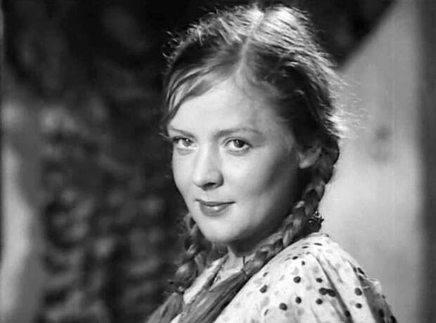 Актриса Зоя Федорова, в убийстве которой некоторые обвиняли Щелокову. /Фото: bigpicture.ru