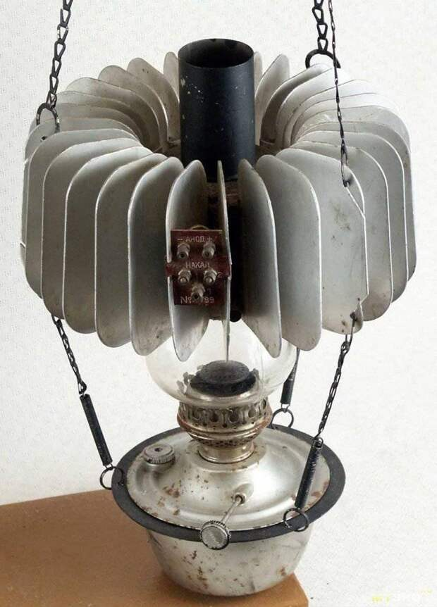История создания термоэлектрического генератора тока