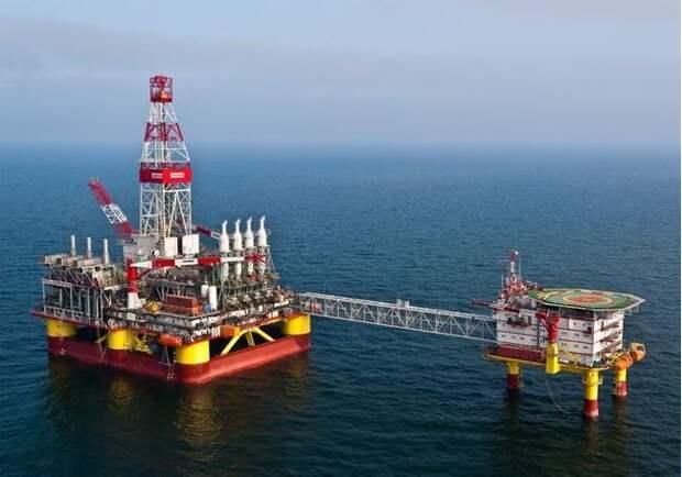 """""""ЛУКОЙЛ"""" добыл 35-миллионную тонну нефти на северном Каспии"""