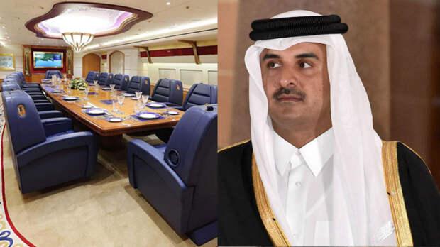 Как живет эмир Катара — один из самых молодых и богатых правителей в мире