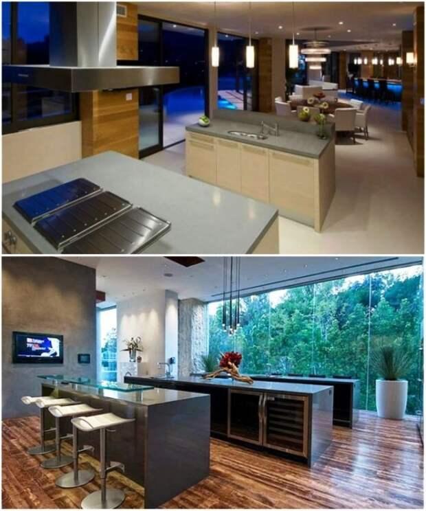 В особняке оборудовано 6 кухонь (Xanadu 2.0). | Фото: sinergidom.ru.