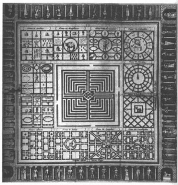 Египетский лабиринт - забытое чудо света