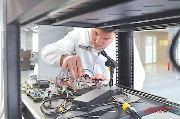 Минпромторг планирует ввести обязательную маркировку электроники - «Ъ»