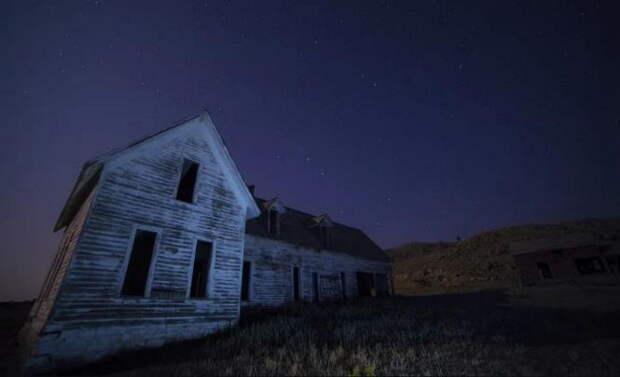 Леденящие душу истории. Дом вдовы