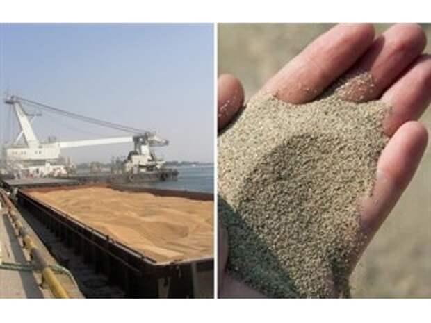 Зачем арабы покупают песок в Европе
