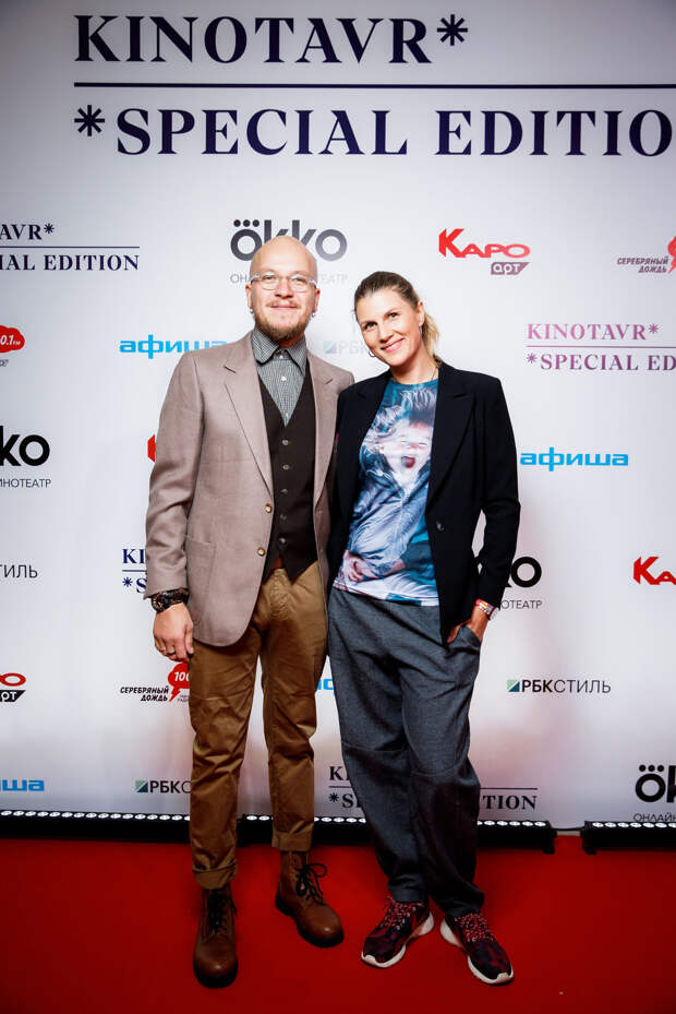 Другой Кинотавр: Мария Машкова, Надежда Михалкова и Алексей Серебряков