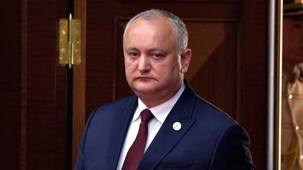 Додон: Молдавия становится банановой республикой