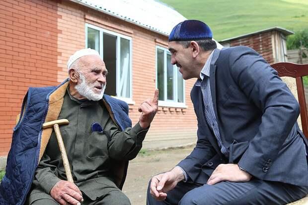 В Ингушетии умер самый пожилой житель России