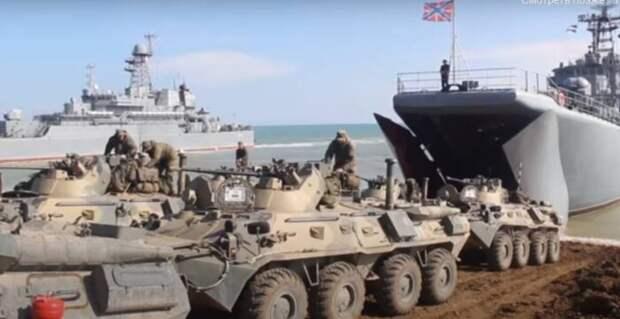 В Иране объяснили, какой знак подала Россия западу учениями в Крыму